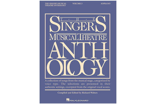 The Singer's Musical Theatre Anthology Volume 3 - Soprano