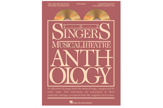 The Singer's Musical Theatre Anthology Volume 3 - Baritone/Bass (Accompaniment CDs)