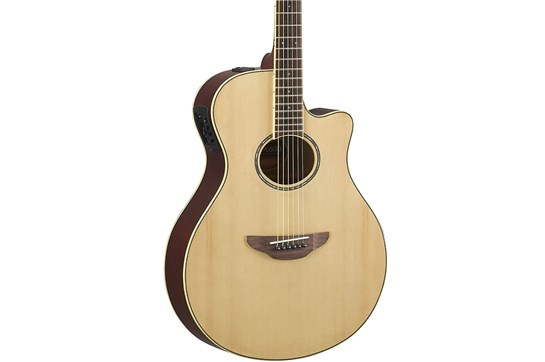 Yamaha APX600 Thinline Acoustic (Natural)