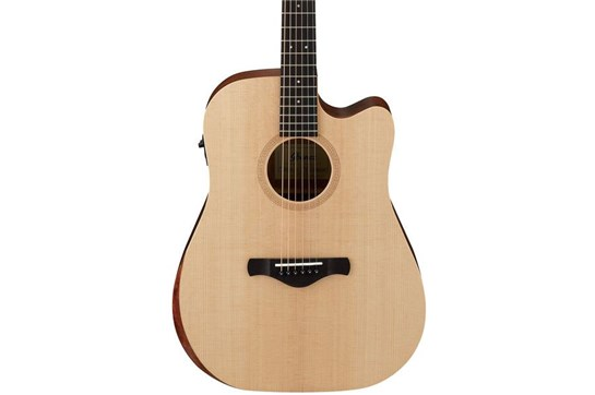 Ibanez Artwood AW150CE Acoustic - Open Pore Natural