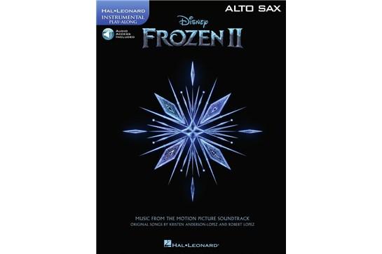 Frozen II - (Alto Sax Play Along)
