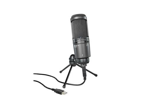 Audio-Technica AT2020USB+ Condenser Microphone
