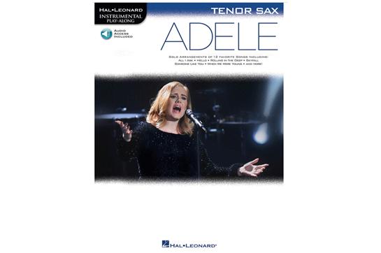 Adele (Tenor Sax)