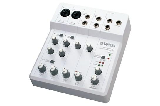 Yamaha Audioram 6 Computer Recording System