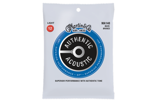 Martin Authentic Acoustic Bluegrass Strings
