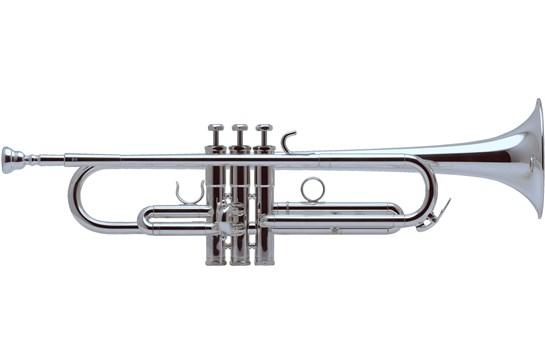 Schilke B1 Custom Series Bb Trumpet - Silver Plated