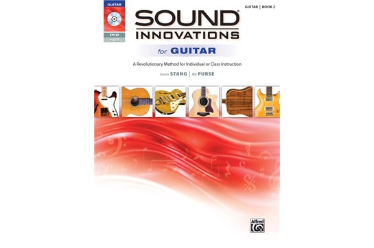 Sound Innovations Guitar Book 2