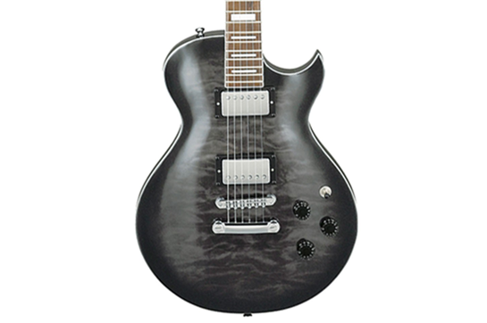 Ibanez ART120QATKS Transparent Black Sunburst