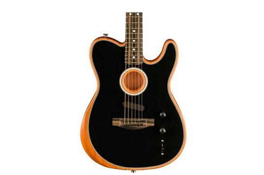 Fender American Acoustisonic Telecaster (Black)