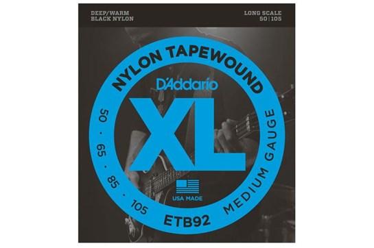 D'Addario ETB92 Medium Long-Scale Bass Strings