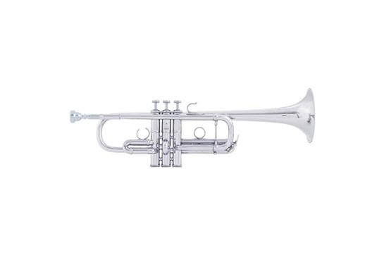 Bach AC190 Stradivarius Artisan C Trumpet (Silver - AC190S)