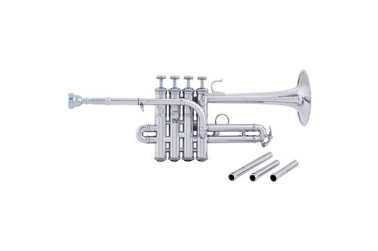 USED Bach AP190S Stradivarius Artisan Bb / A Piccolo Trumpet