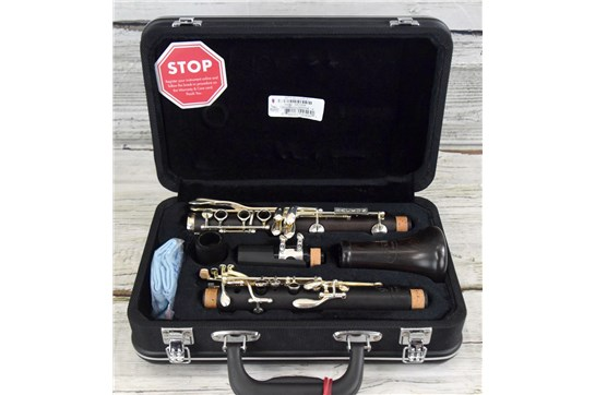 Used Backun Beta Bb Clarinet - Silver Keys