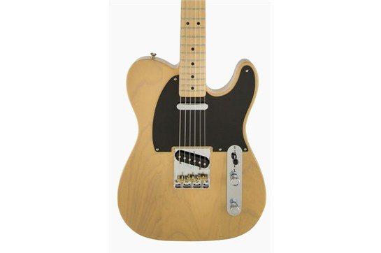 Fender Classic Baja Telecaster (Blonde) - Maple Neck