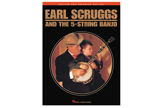 Earl Scruggs and the 5 String Banjo w/CD