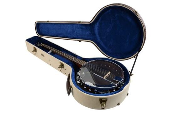 Gator Journeyman Deluxe Wood Case- Banjo
