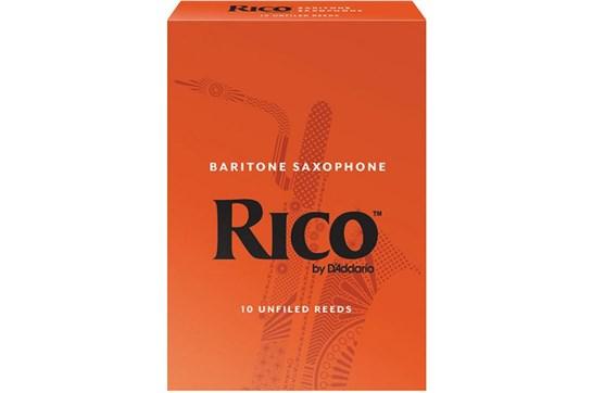 Rico Bari Saxophone Reeds Strength 3 (Box of 10)