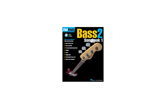 FastTrack Bass Songbook 1 Level 2
