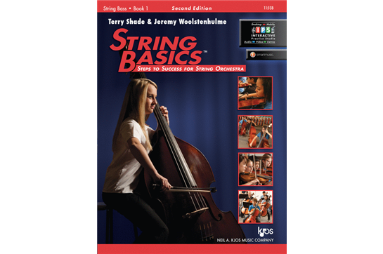 String Basics - String Bass Book 1