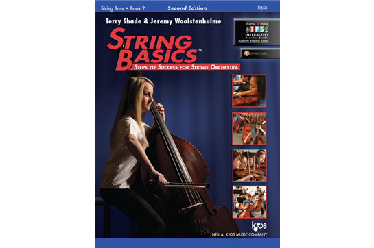 String Basics - String Bass Book 2