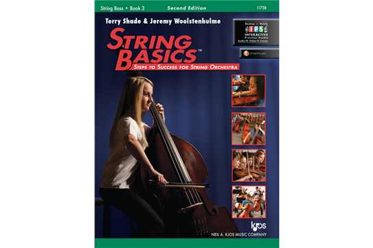 String Basics - String Bass Book 3