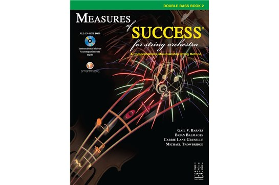 Measures of Success - Bass Book 2