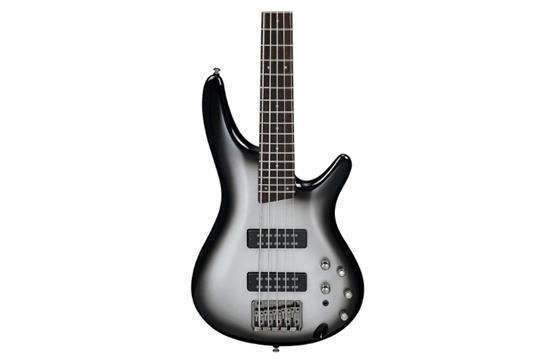 Ibanez SR305EMSS Bass Guitar (Metallic Silver Sunburst)