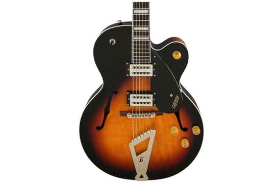 Gretsch G2420BB Streamliner Hollow Body (Aged Brooklyn Burst)