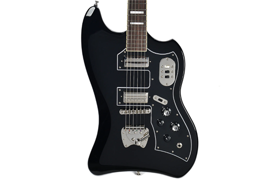 Used Guild S-200 T-Bird (Black)