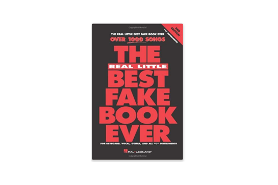 The Real Little Best Fake Book Ever, C Edition