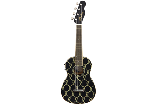 Billie Eilish Concert Ukulele