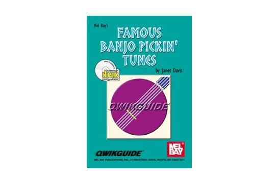 Famous Banjo Pickin Tunes, Davis, MB