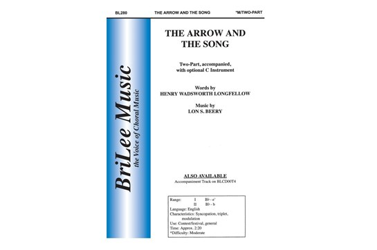 The Arrow and The Song - 2-Part