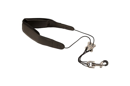 """Protec """"Less-Stress"""" Neck Strap w/ Deluxe Metal Trigger Snap - 24″"""