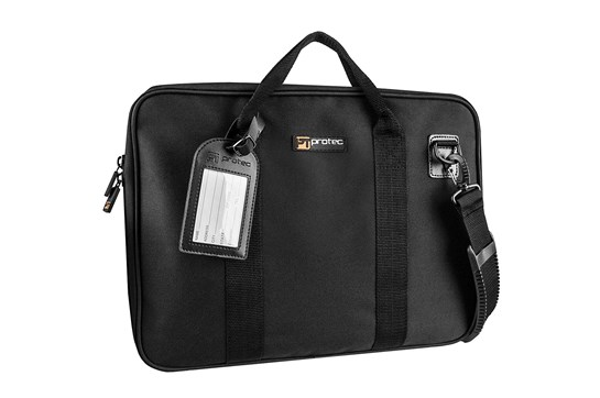 Protec Portfolio Bag for Music (Black)