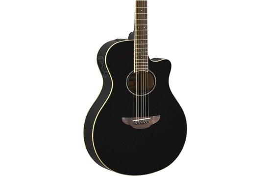 Yamaha APX600 Thinline Acoustic - Black