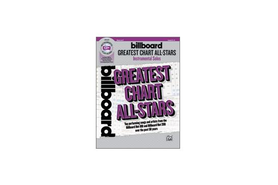 Billboard Greatest Chart All Stars (Horn)