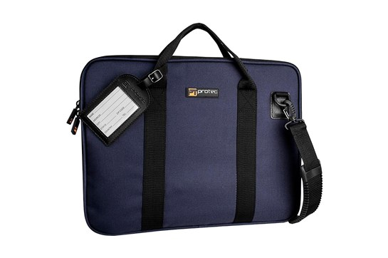 Protec Portfolio Bag for Music (Blue)
