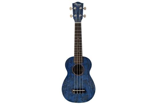 Ohana SK-15W Soprano Ukulele - Willow Blue