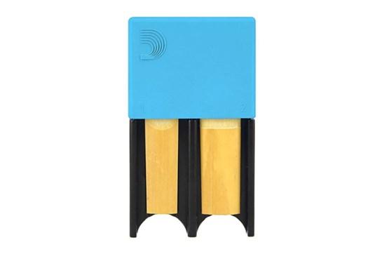 D'Addario Reed Guard - Large (Blue)