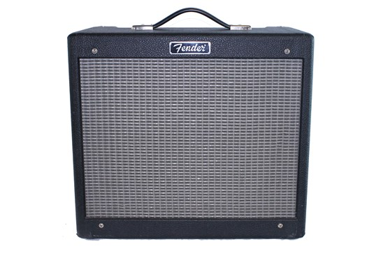 Used Fender Blues Junior III guitar amp
