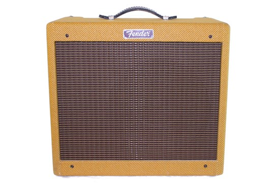 Used Fender Blues Junior Tweed