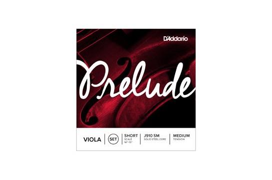 D'Addario Prelude J910 Short Scale (13