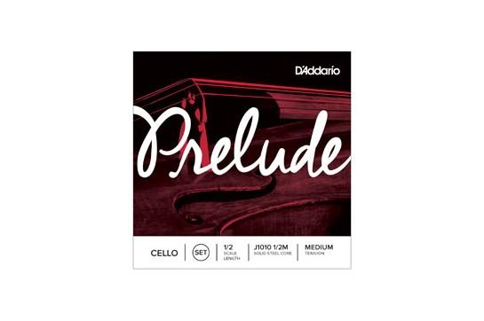 Single String - D'addario Prelude J1010 1/2 Cello (Choose A, D, G, or C)