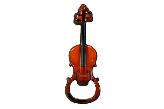 AIM Magnetic Violin Bottle Opener