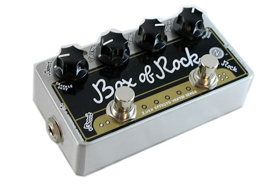 Used ZVex Box of Rock (Vexter)