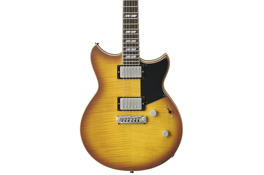 Yamaha RevStar RS620 Electric Guitar (Brick Burst)