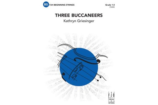 Three Buccaneers || Grade 1.5, SO
