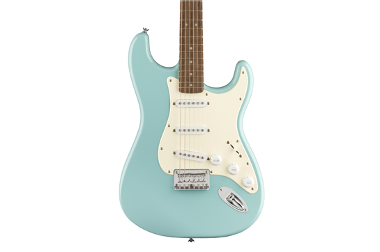 Squier Bullet HT Stratocaster by Fender (Tropical Turquoise)