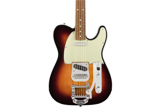 Fender Vintera '60s Telecaster Bigsby (3-Tone Sunburst)